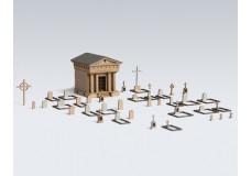 Archistories 408181 Graveyard Set