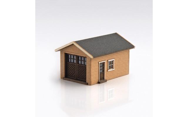 Archistories 426070-S   Single Garage Kit   Sand