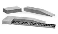 Raildig REA-ACC-1 REA Brick Ramp And Platform | LED Platform Light
