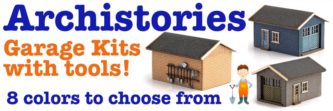 Archistories Garages