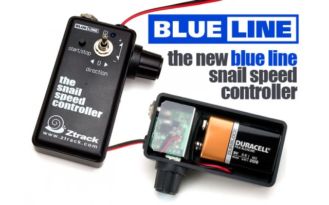 New BlueLine Snail Speed Controller Dual Powered