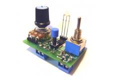 Medvend AN-1/SAC Panel Mount Blue Line Snail Speed Controller