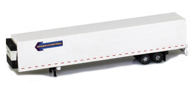 MCZ MCZ-R03 Werner 53' Trailer Refrigerated