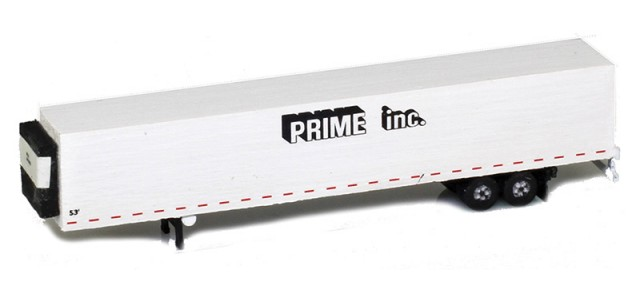 MCZ MCZ-R04 Prime 53' Trailer Refrigerated