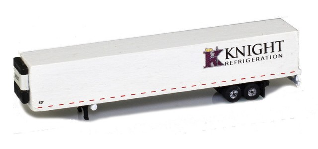 MCZ MCZ-R05 Knight 53' Trailer Refrigerated