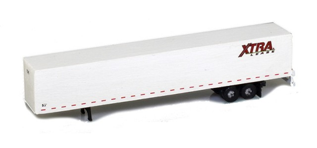 MCZ MCZ-T02 Xtra Lease 53' Trailer Dry Goods
