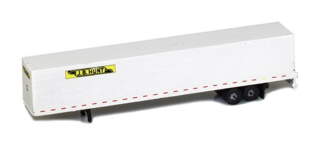 MCZ MCZ-T03 JB Hunt 53' Trailer Dry Goods