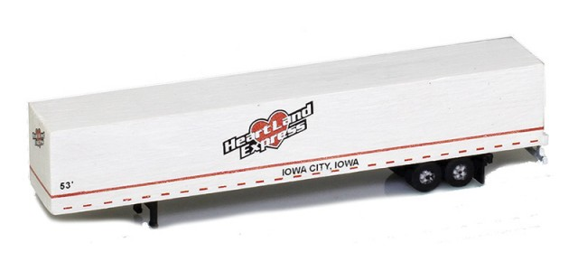 MCZ MCZ-T10 Heartland Express 53' Trailer Dry Goods