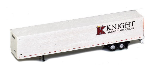MCZ MCZ-T13 Knight Transportation 53' Trailer Dry Goods