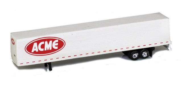 MCZ MCZ-T16 Acme 53' Trailer Dry Goods