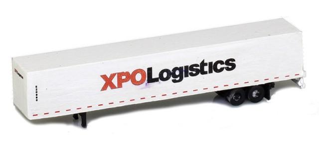 MCZ MCZ-T17 XPO Logistics 53' Trailer Dry Goods
