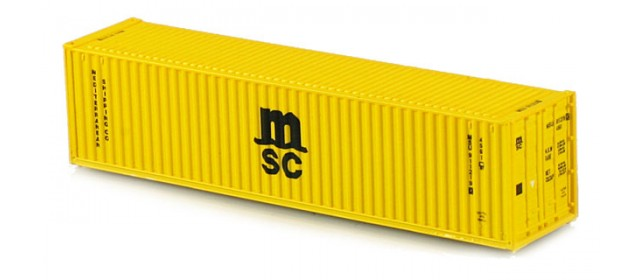 MCZ MCZ108 Maersk 40' Container