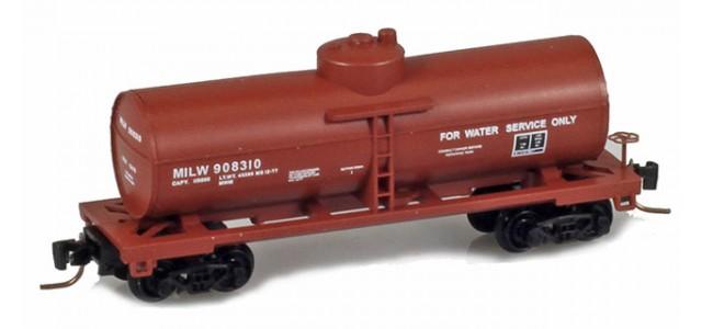 Micro-Trains 53000431 MILW 39' Single Dome Tank Car #908310
