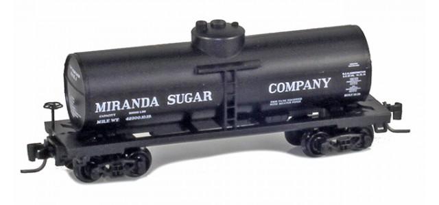 Micro-Trains 53000520 MSX - Miranda Sugar 39' Single Dome Tank Car MSX1