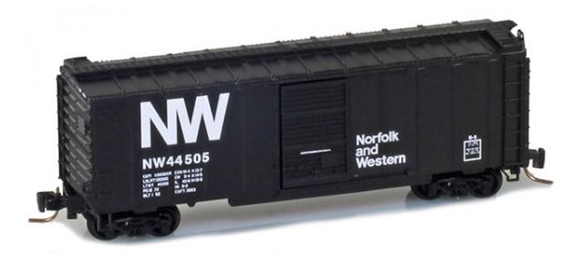 Micro-Trains 50000066 NW 40' Single Door Boxcar #44505