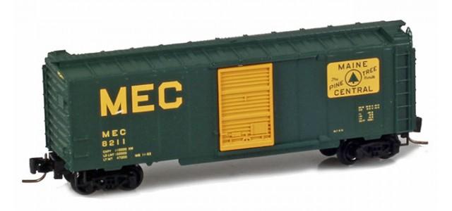 Micro-Trains 50000922 MEC 40' Single Door Boxcar #8217