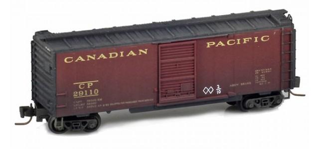 Micro-Trains 50044880 CP 40' Single Door Boxcar #29104