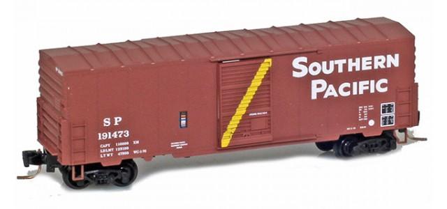 Micro-Trains 50300241 SP 40' Single Door Boxcar No Roofwalk #191473