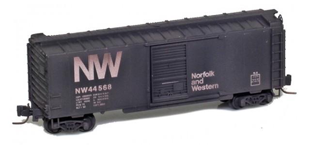 Micro-Trains 50044066 NW 40' Single Door Boxcar #44568