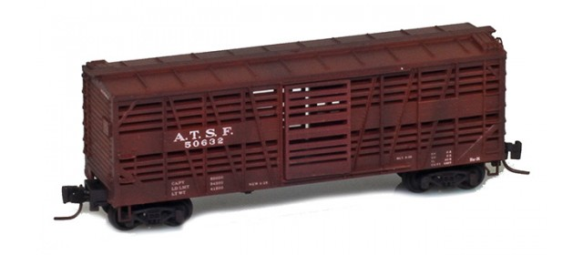 Micro-Trains 52044050 ATSF 40' Despatch Car #50632