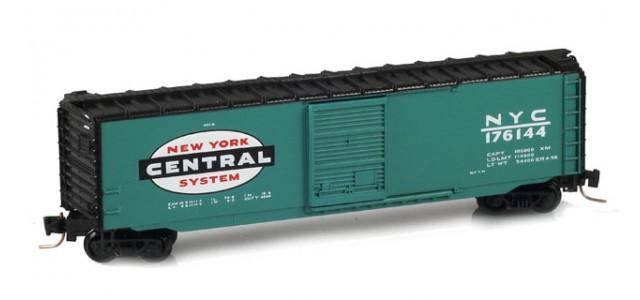 Micro-Trains 50500280 NYC 50' Boxcar Single Door #176144