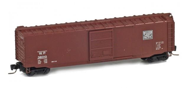 Micro-Trains 50500341 WP 50' Boxcar Single Door #36010