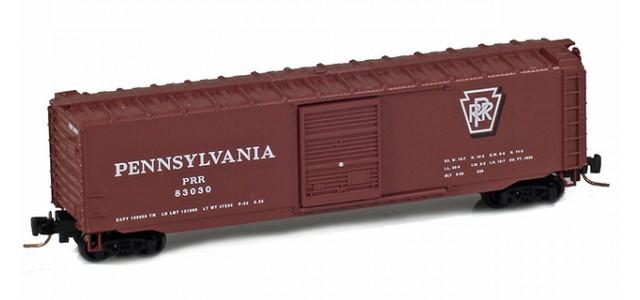 Micro-Trains 50500361 PRR 50' Standard Boxcar Single Door #83030