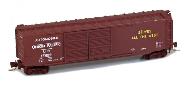 Micro-Trains 50600290 UP 50' Double Door Boxcar #155000
