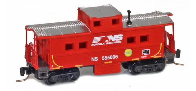 Micro-Trains 53500440 NS Center Cupola Caboose #555006