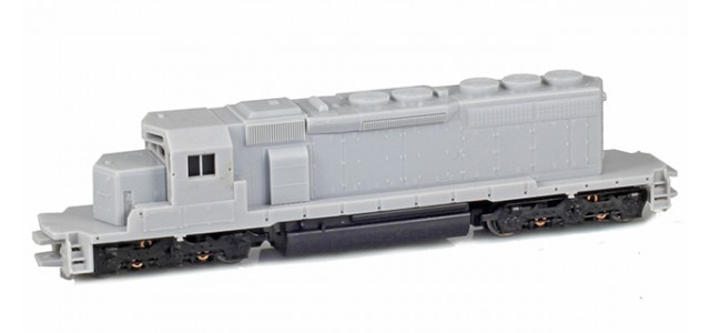 Micro-Trains Line 97001000 Undecorated EMD SD40-2