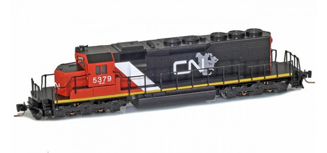 Micro-Trains Line 97001151 CN EMD SD40-2 #6358