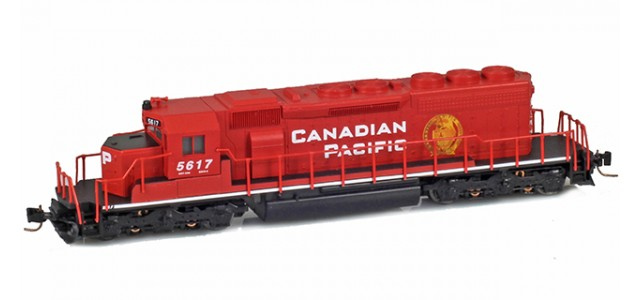 Micro-Trains Line 97001232 CP Rail EMD SD40-2 #5698