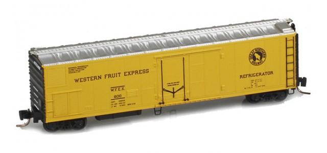 Micro-Trains 54800041 WFE 51' Rivet Side Mechanical Reefer #800