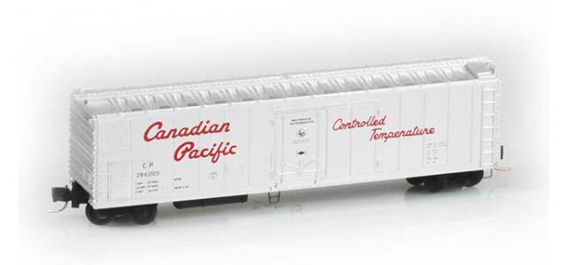 Micro-Trains 54800051 CP 51' Rivet Side Mechanical Reefer #286005