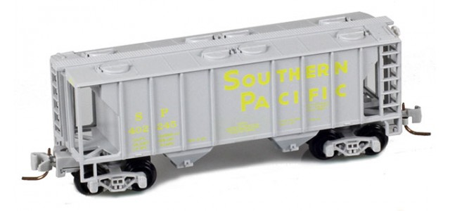 Micro-Trains 53100272 SP PS-2 2-Bay Covered Hopper #402280