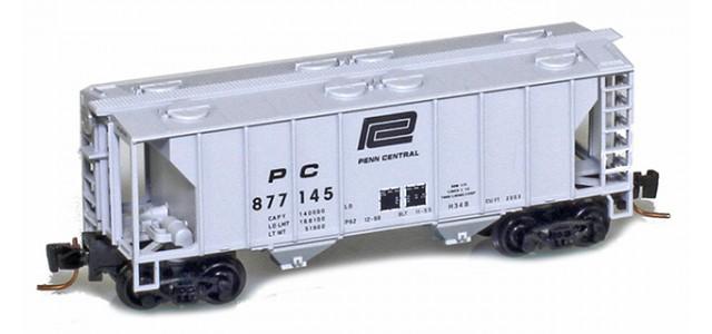 Micro-Trains 53100351 Penn Central PS-2 Covered Hopper #877145