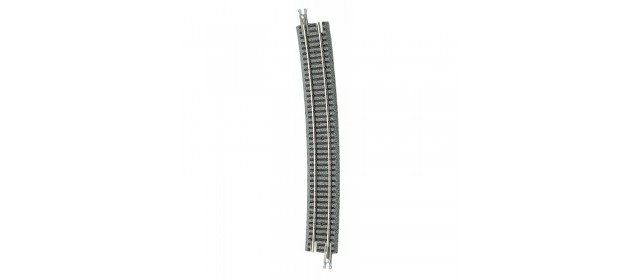 Micro-Trains 99040912 R490mm 13° Curve 12 Pieces