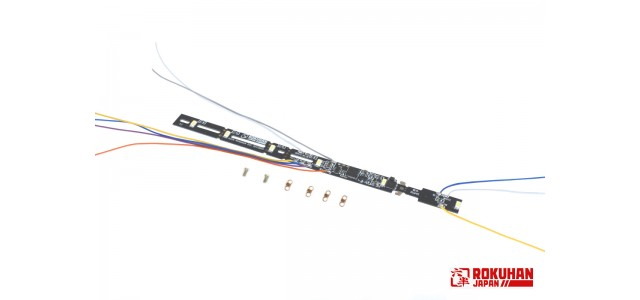 Rokuhan A059 DCC Passenger Car Lighting Decoder