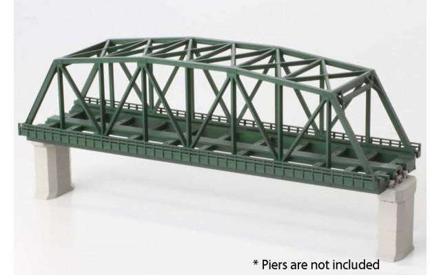 Rokuhan R043 Double Track Iron Bridge   Green
