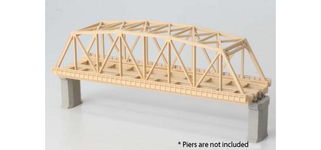 Rokuhan R044 Double Track Iron Bridge | Beige