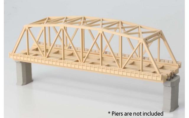 Rokuhan R044 Double Track Iron Bridge   Beige