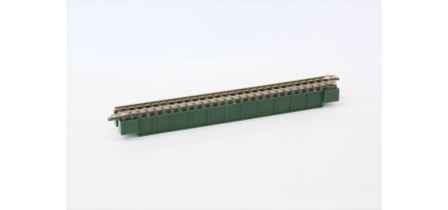Rokuhan R071 Deck Girder Bridge | Green