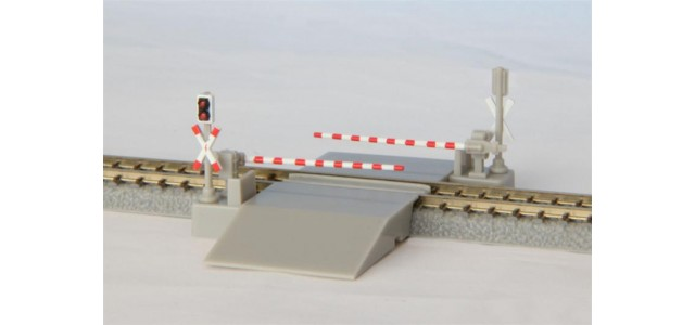 Rokuhan S045-3 Railroad Crossing   European Version