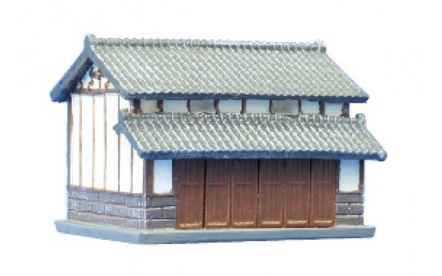 Rokuhan S004 House B