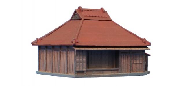 Rokuhan S005 House C