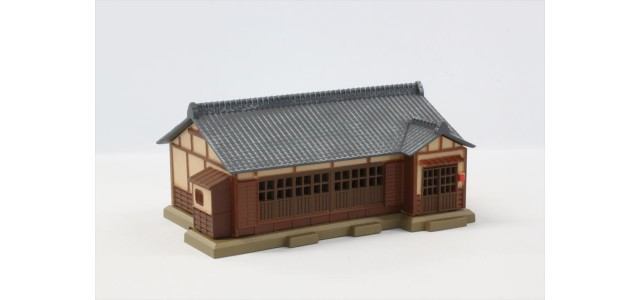 Rokuhan S026-1 House | Grey Tiled Roof