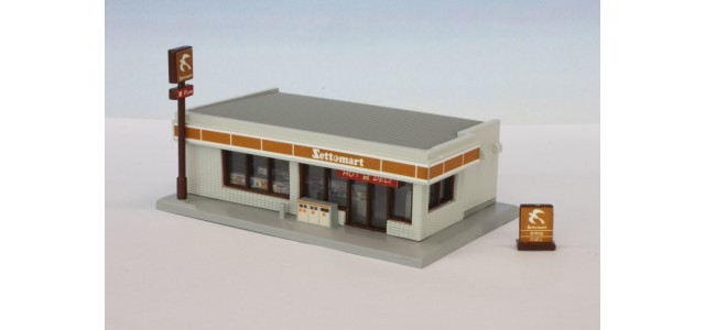 Rokuhan S049-3 Convenience Store C