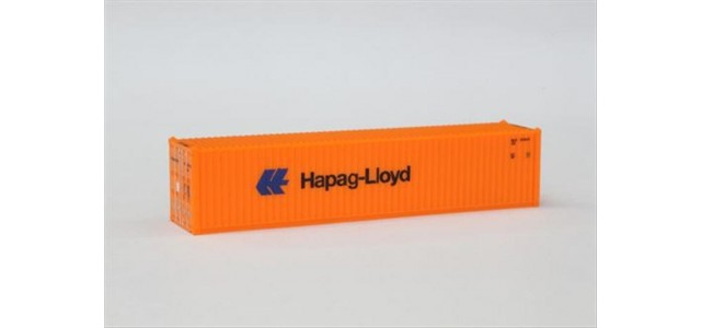 Rokuhan A101-5 Hapag-Lloyd 40' Container | 2-Pack