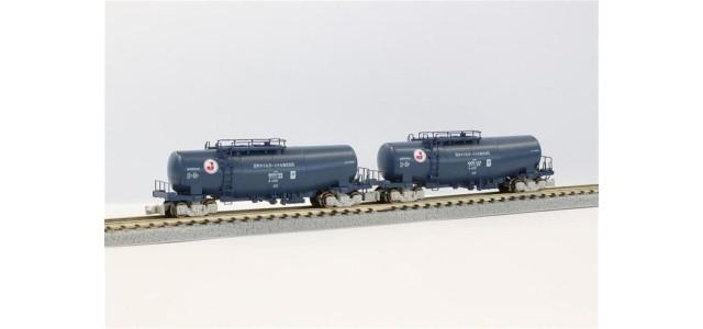 Rokuhan T004-3 JPR TAKI 1000 Japan Oil Terminal Co. With Eco Rail Mark