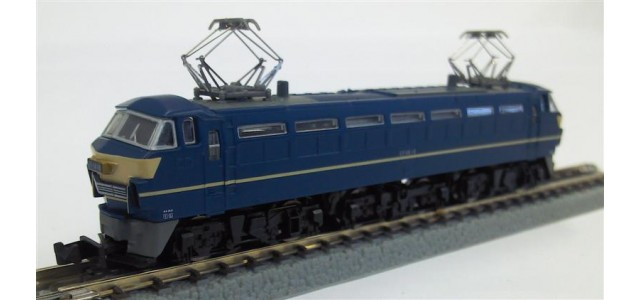 Rokuhan T008-1 EF66 Electric Locomotive | JNR EF66 Early Color Version